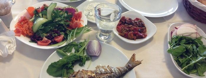 Mahiyan Balık Restaurant is one of Locais curtidos por Fatih Mehmet.