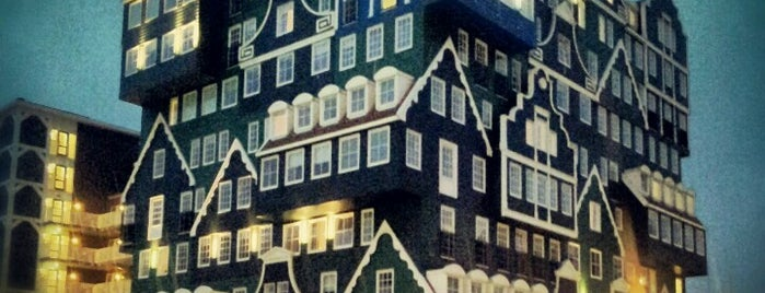 Inntel Hotels Amsterdam Zaandam is one of International: Hotels.