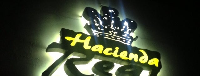 Hacienda Real is one of Panamá.