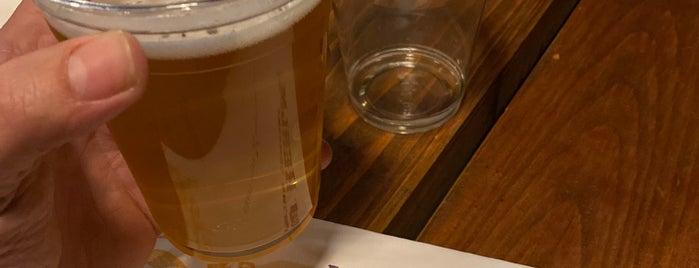 New Realm Brewing Company is one of Lugares favoritos de Patrick.