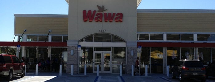 Wawa is one of Lugares favoritos de Sharon.