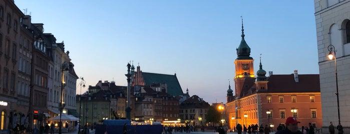 Stare Miasto is one of สถานที่ที่ Anastasia ถูกใจ.