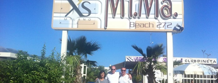 Mi.Ma Beach 272 is one of Riviera Adriatica.