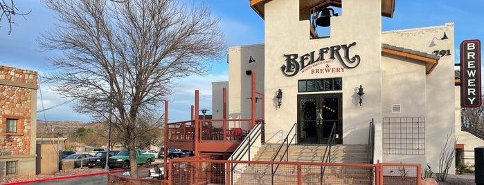 Belfry Brewery is one of Northern Arizona.