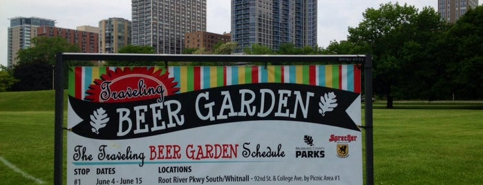 McKinley Park Beer Garden is one of Rob's Liked Places.