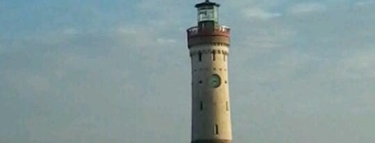 Leuchtturm Lindauer Hafen is one of Europe.