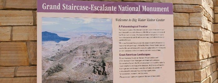 Grand Staircase Escalante National Monument is one of Lizzie: сохраненные места.