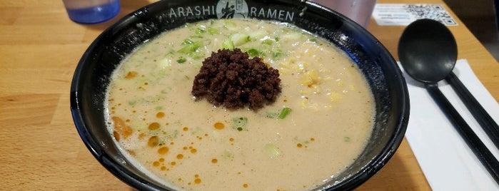 Arashi Ramen is one of Ramen in the 206.