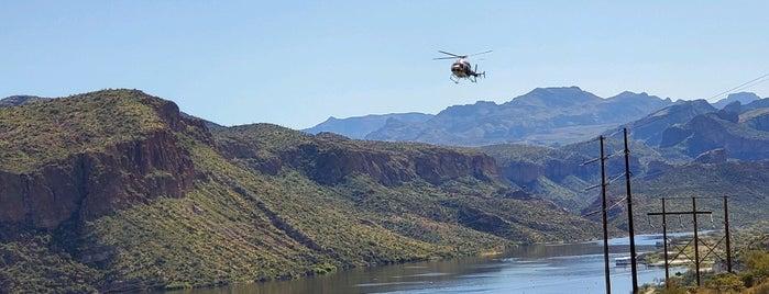 Canyon Lake Vista is one of Arizona.