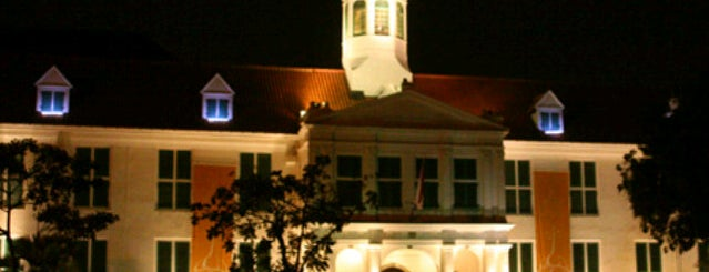 Museum Sejarah Jakarta (Museum Fatahillah) is one of Performing Arts Venue.