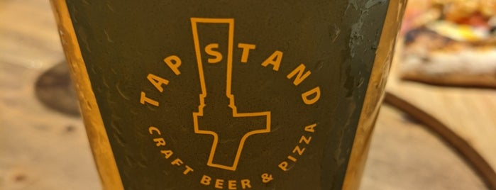 TAP STAND Craft Beer & Pizza is one of Beer Pubs /Bars @Tokyo.