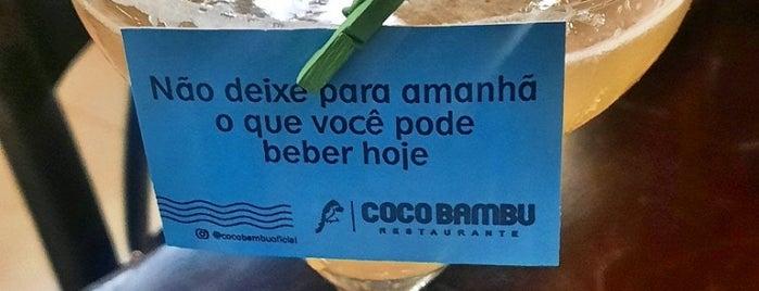 Coco Bambu is one of Restaurante com crianças.