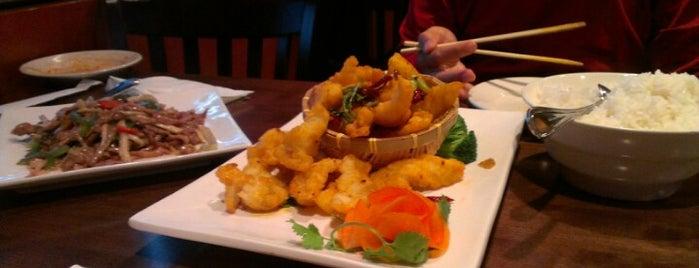 Evo Sichaun Restaurant is one of RVA Restaurant Bucket List.