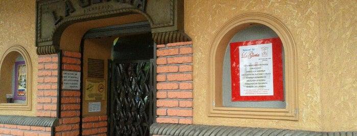 Cantina La Gloria is one of Pulcatonas.