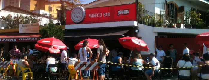 Maneco Bar is one of Henri's TOP Bars!.