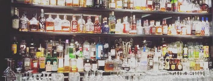 The Left Door Bar is one of Best Cocktail Bars in Europe.