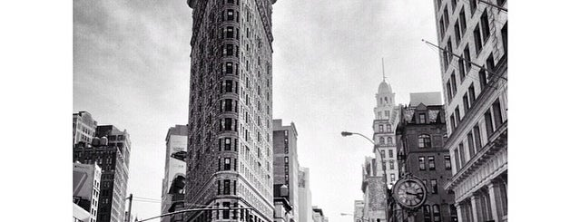 Flatiron Building is one of Concierge Top 10 Sights.