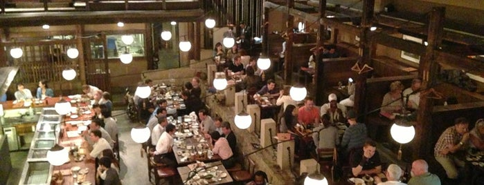 Gonpachi is one of Restaurants in Brazil & Around the World.