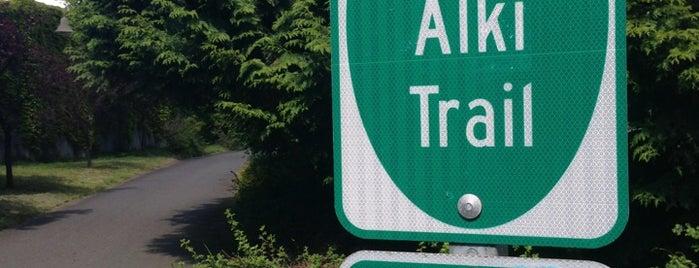 Alki Trail is one of Fun in the Sun.