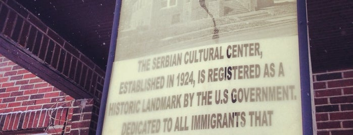 Serbian Hall is one of My Favorite Places.