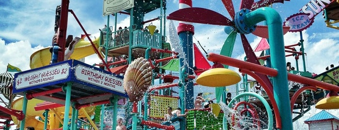Hersheypark is one of The Most Popular Theme Parks in U.S..