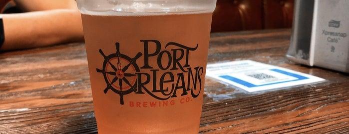 Port Orleans Brewing Co. is one of Pärtāke™ New Orleans ⚜.