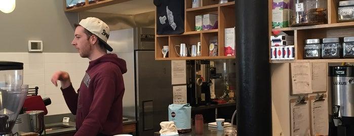 Joe: The Art of Coffee is one of NYC.
