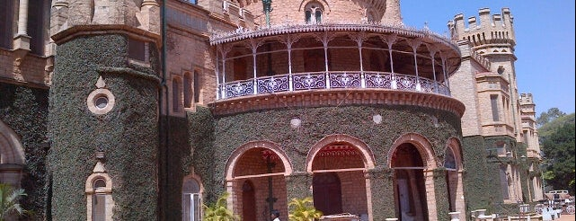 Bangalore Palace is one of Bengaluru, India.