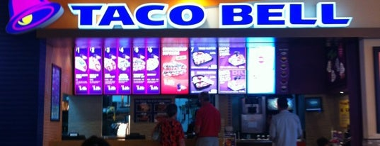 Taco Bell is one of Bego : понравившиеся места.