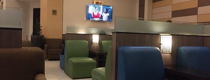 Sky View Lounge is one of Tempat yang Disukai Shank.