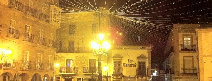 Praza Constitución is one of Tempat yang Disukai Francisco.