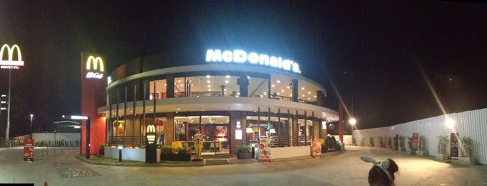 McDonald's & McCafé is one of Yodpha's Liked Places.
