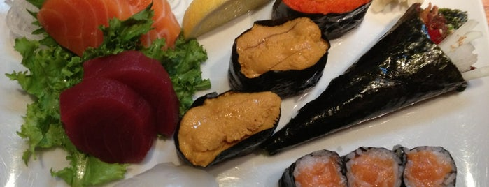 Mikaku Sushi is one of Manhattan.