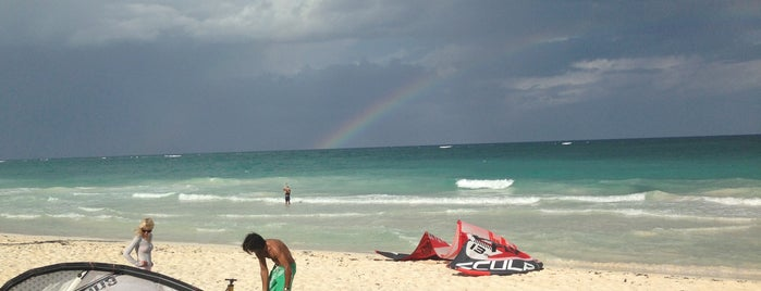Extreme Control Kiteboarding Annex is one of Tulum.