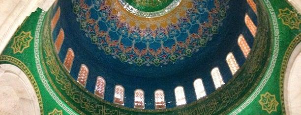 Bibiheybət Məscidi / Bibi-Heybat Mosque is one of Travelsbymary: сохраненные места.