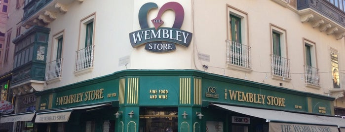 The Wembley Store is one of Travel.