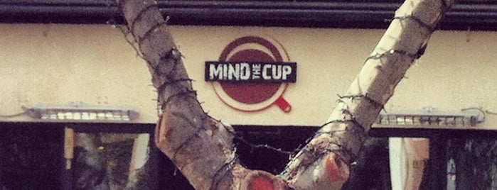 Mind The Cup is one of cafe bar.