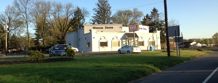 Wisdom Diner is one of Jersey Diners.