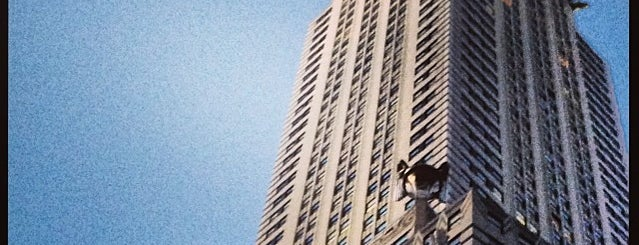 Chrysler Building is one of For the Love of Heights.