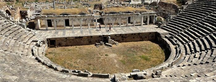 Aphrodisias Antik Kenti is one of Turkey Travel Guide.