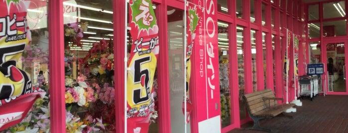 ダイソー はにんす宜野湾店 is one of Orte, die Stephanie gefallen.