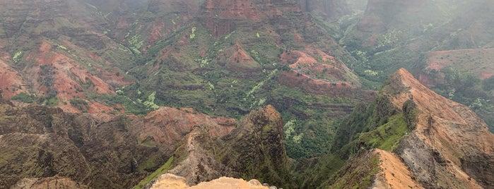 Jurassic Park Filming Location is one of Kauai.