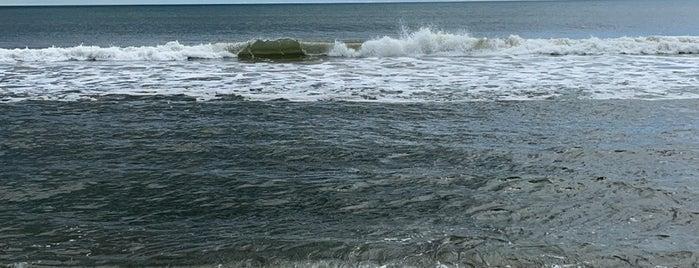Wainscott Beach is one of long island.