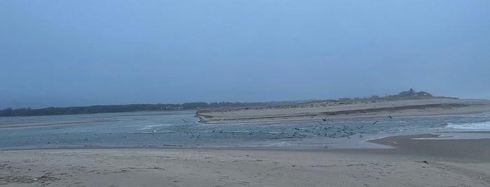 Wainscott Beach is one of The Hamptons.
