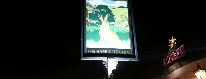 Hare and Hounds is one of Tempat yang Disukai Carl.