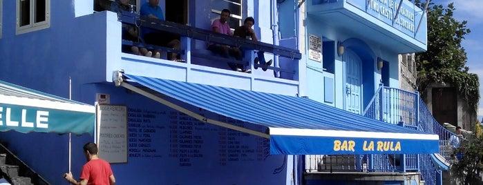 Bar La Rula is one of Comida, Restaurantes, etc..