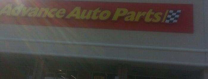 Advance Auto Parts is one of Posti che sono piaciuti a Mighty.