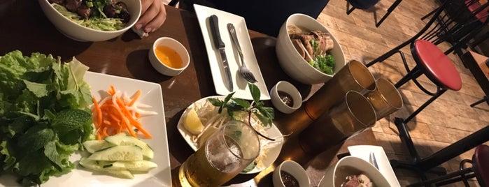 Hello Saigon is one of manhattan restaurants.