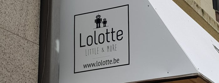 Lolotte Little And More is one of Oostende.