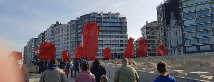 Beaufort04 - Rock Strangers (Arne Quinze) is one of Oostende.